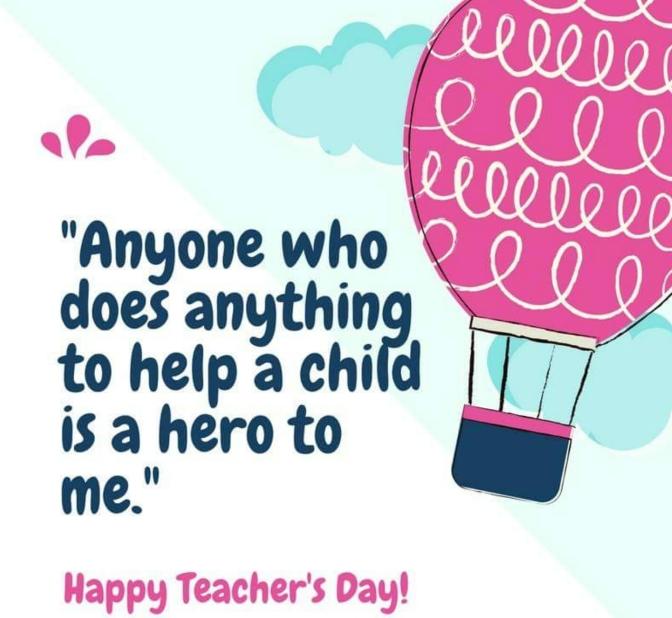 Teacher's Day Saga: The Finale