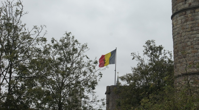 Gravensteen Castle: Not all those who live in a castle has a happy ever after!