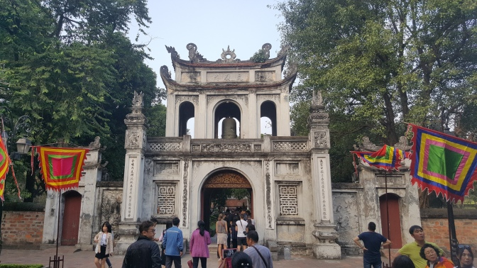 Temple of Literature: Vietnam's first national university