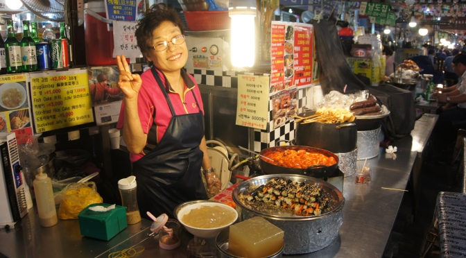 Five Korean street food you must try in Seoul